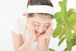 花粉によるニキビや肌荒れの予防策