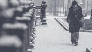 寒い日の過ごし方