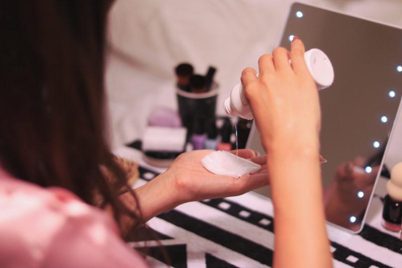 ドラッグストアの化粧水