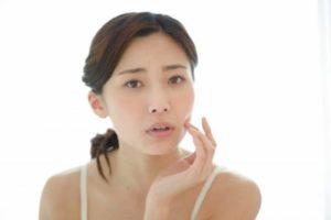 花粉症と肌荒れの関係