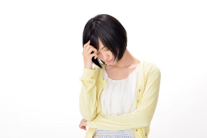 『仕事中に眠い…』女性特有の原因