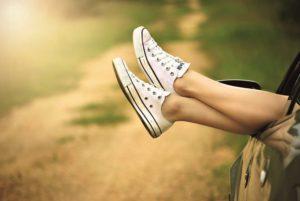 秋に足がかゆい原因と対処法