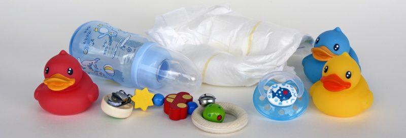乳児連れのお出かけ・旅行に行く時に必須な持ち物