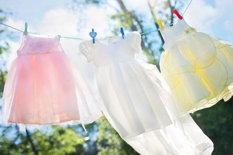 衣替えした服は洗濯してから着る?